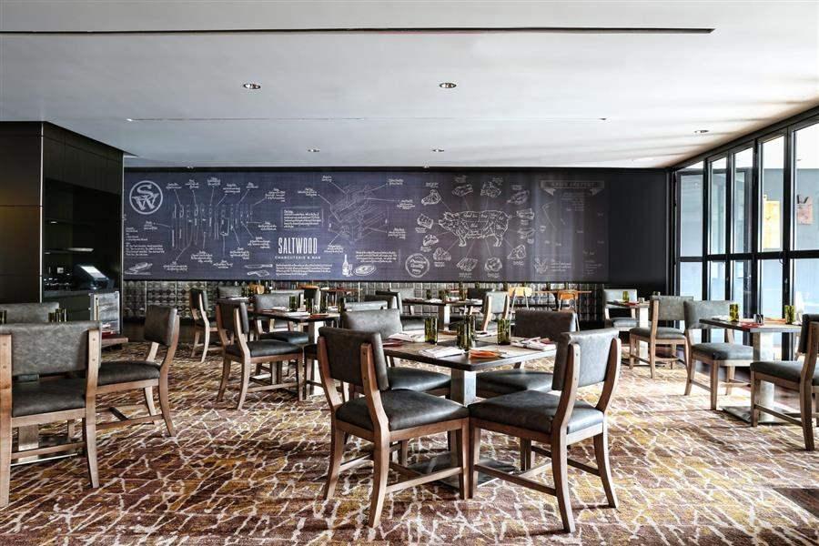 Loews Atlanta Hotel Dining Room