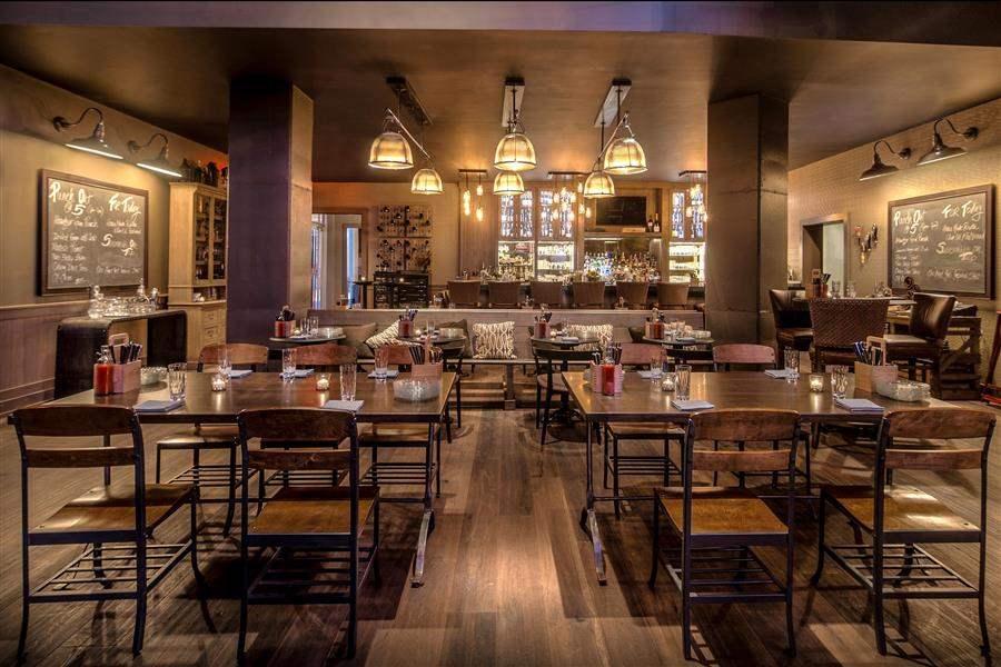 W Atlanta Buckhead Restaurant