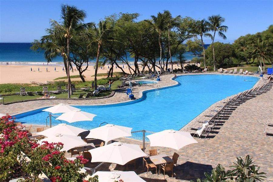 Hapuna Beach Prince Hotel Exterior