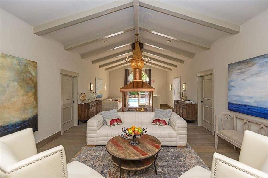 Bernardus Lodge Lounge