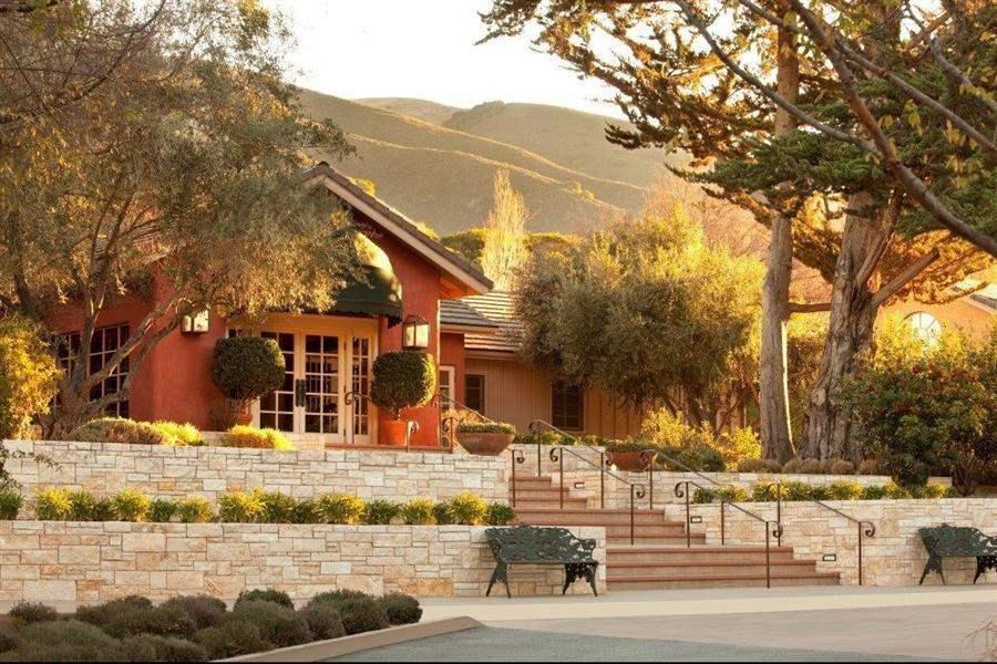Bernardus Lodge Hotel Exterior