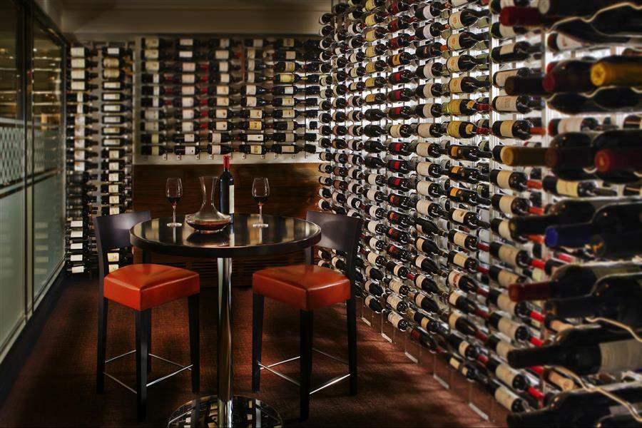 Palmer House Hilton Wine Cellar