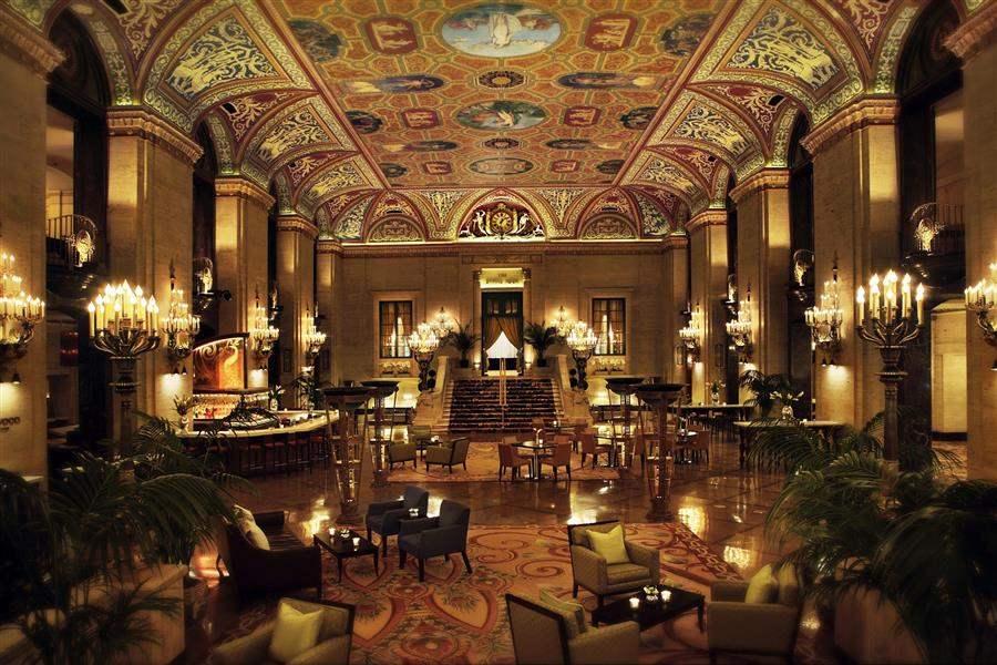 Palmer House Hilton Lobby