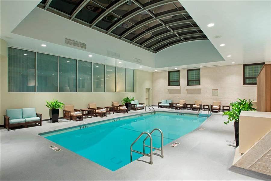 Palmer House Hilton Pool