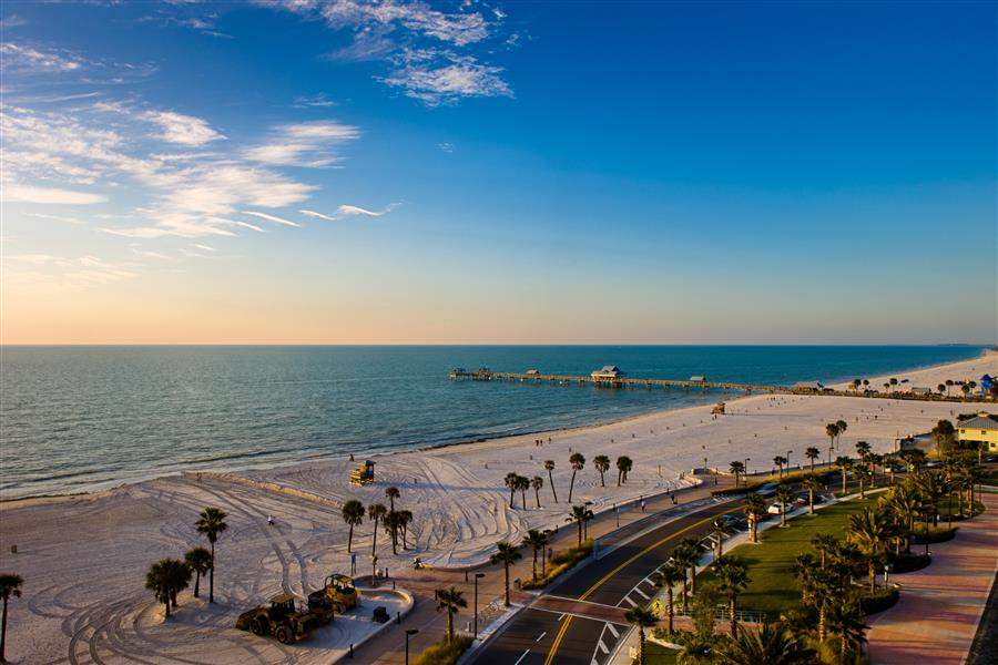 Hyatt Regency Clearwater Beach Resort and Spa Ocean View