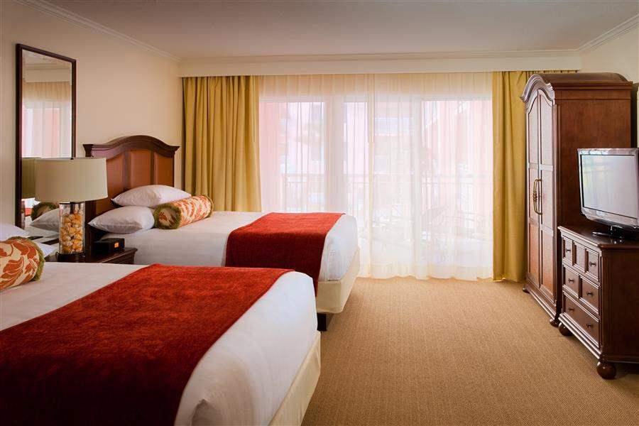 Hyatt Regency Clearwater Beach Resort and Spa Twin Bed