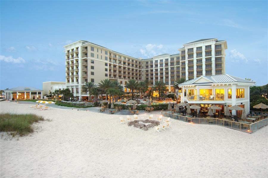 Sandpearl Resort Exterior