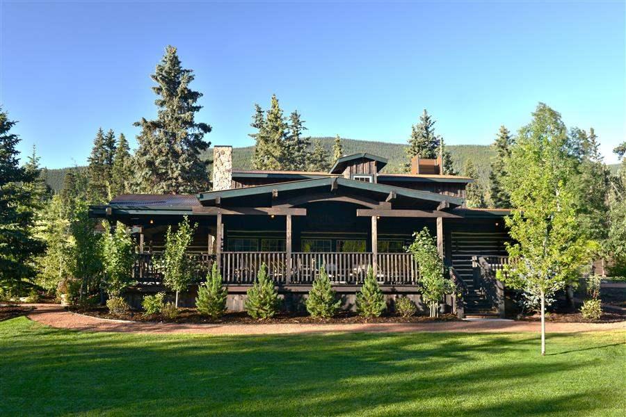 The Broadmoor Exterior