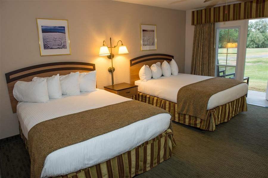 Furnace Creek Ranch Twin Bedroom