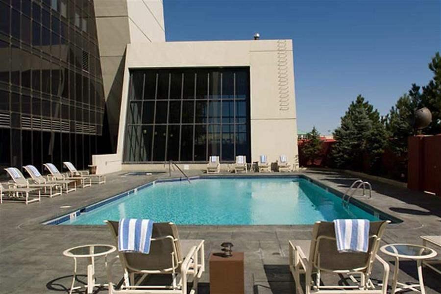 Renaissance Denver Hotel Pool