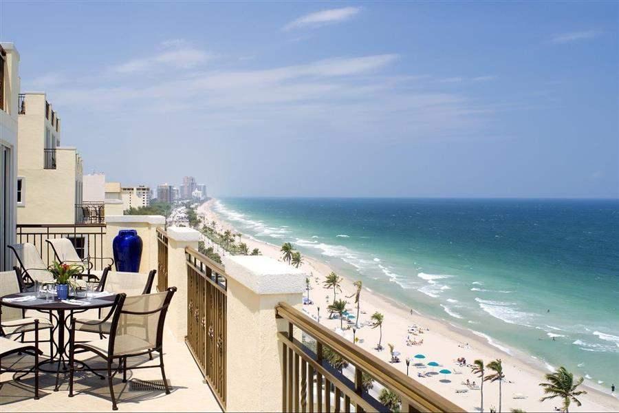 Atlantic Resort Spa Oceanfront King Suite