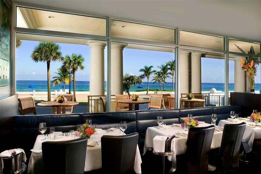 Atlantic Resort Spa Dining