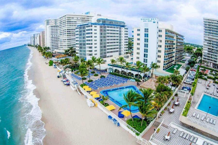 Ocean Sky Hoteland Resort Overview