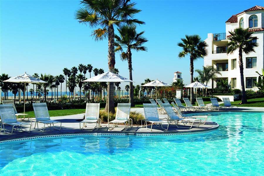 Hyatt Regency Huntington Beach Resort Spa Hotel Pool