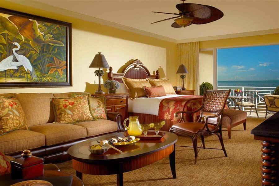 Cheeca Lodge Spa Lodge Oceanfront Suite