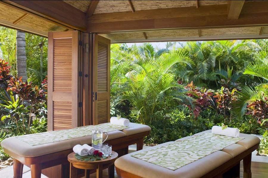 Grand Hyatt Kauai Resort and Spa Spa Beds