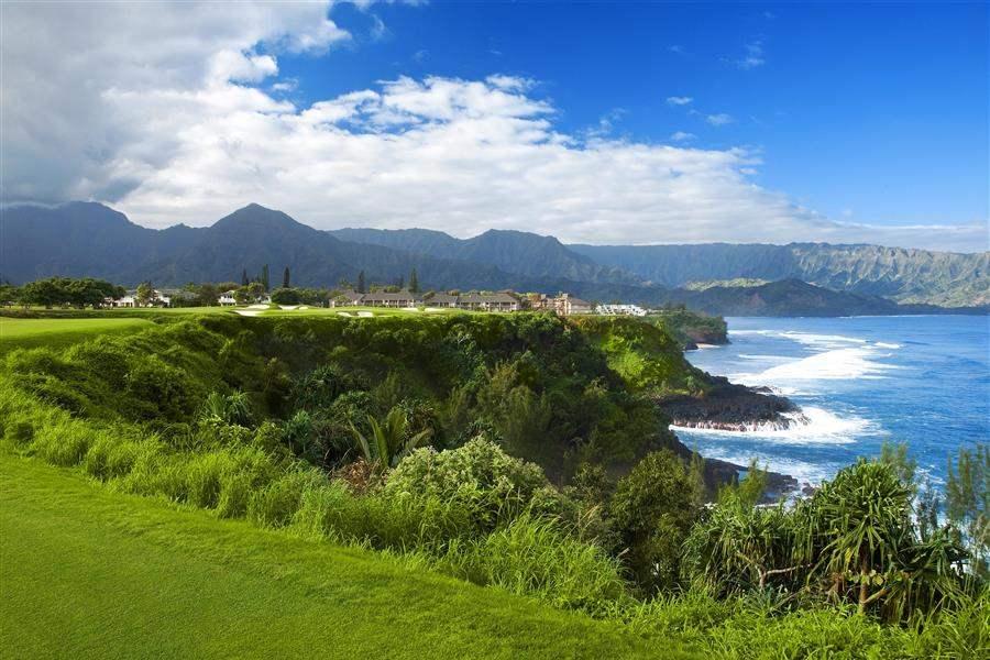 St Regis Princeville Resort View
