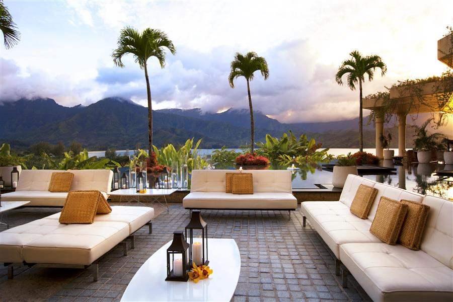 St Regis Princeville Resort Terrace