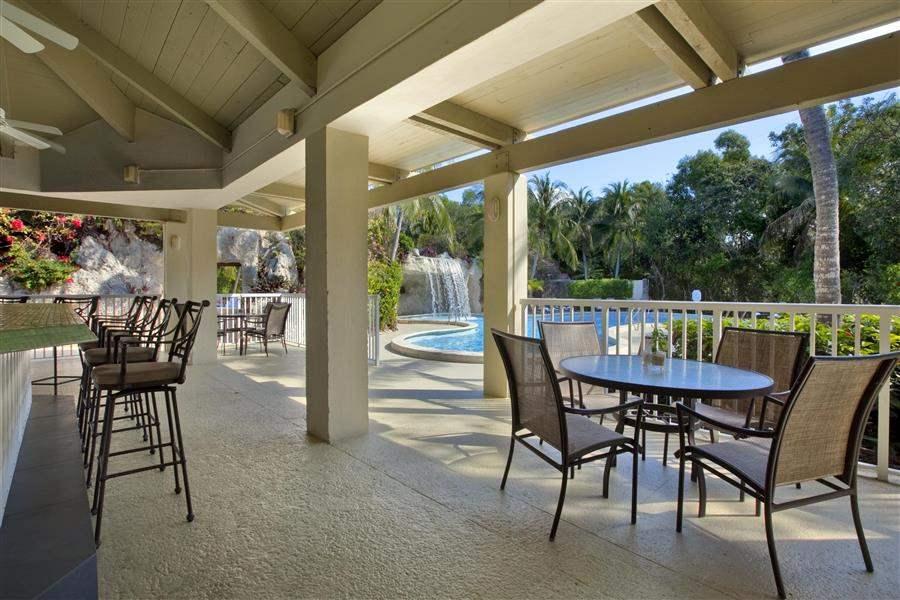 Hilton Key Largo Resort Pool Bar