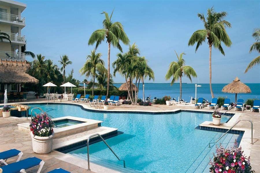 Key Largo Marriott Bay Resort Swimming Pool