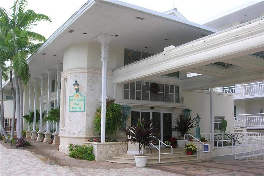 Key Largo Marriott Bay Resort Hotel Exterior