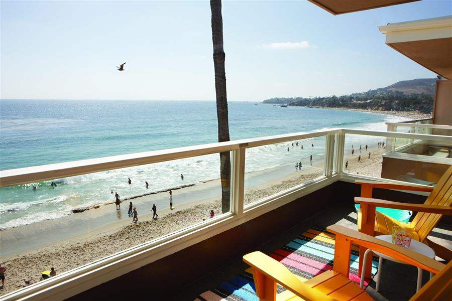 Pacific Edge Hotel Laguna Beach Balcony