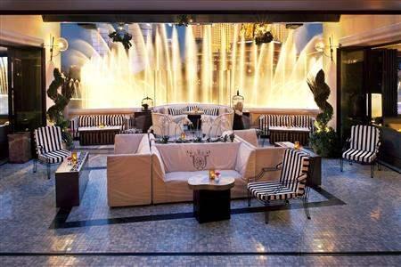 Bellagio Lobby Fountains