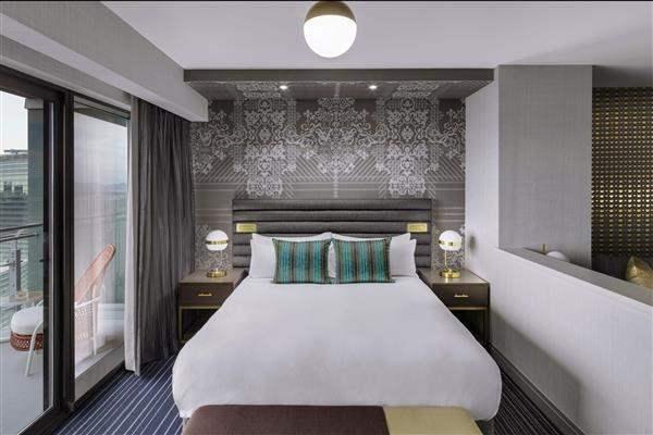 Superb The Cosmopolitan Of Las Vegas Usa Best At Travel Interior Design Ideas Tzicisoteloinfo