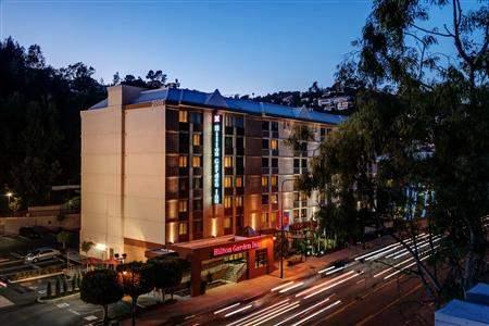 Hilton Garden Inn Los Angeles Hollywood Hotel Exterior