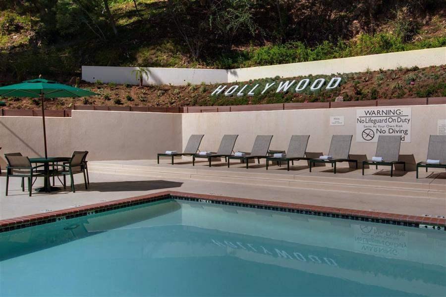 Hilton Garden Inn Los Angeles Hollywood Pool