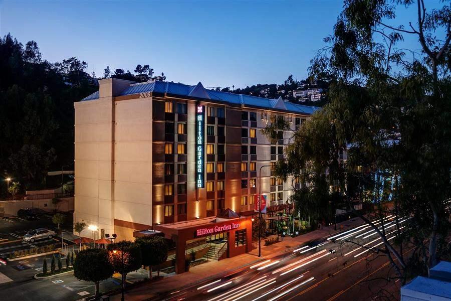 Hilton Garden Inn Los Angeles Hollywood Exterior
