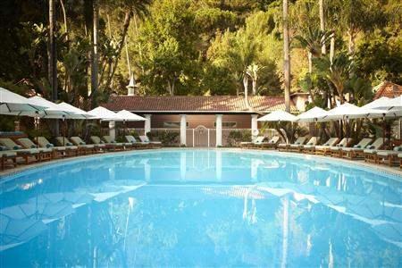 Hotel Bel Air Pool