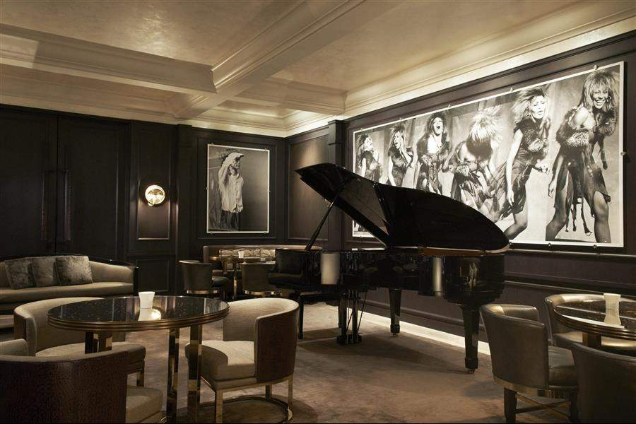 Hotel Bel Air Piano
