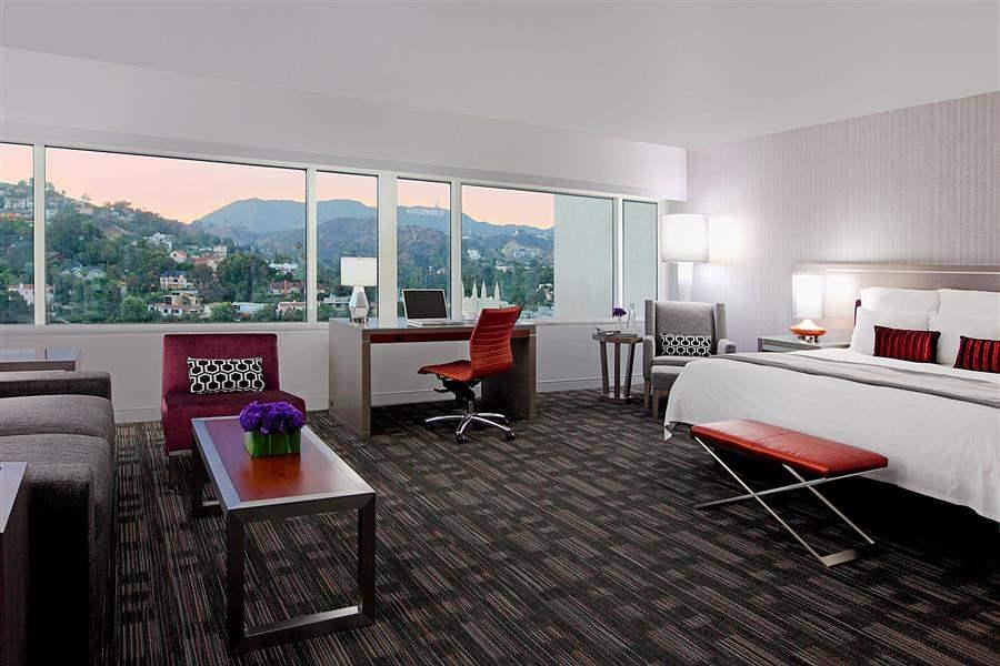 Loews Hollywood Hotel Double Room