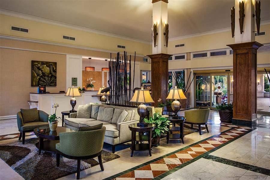 Hilton Marco Island Beach Resort  and Spa Lobby Lounge