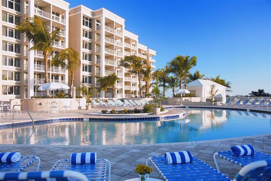 Marco Beach Ocean Resort Pool View