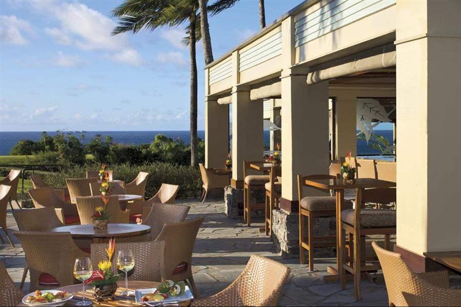 Ritz Carlton Kapalua Dining