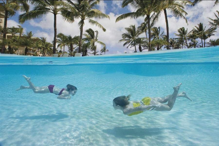 Ritz Carlton Kapalua Swimming