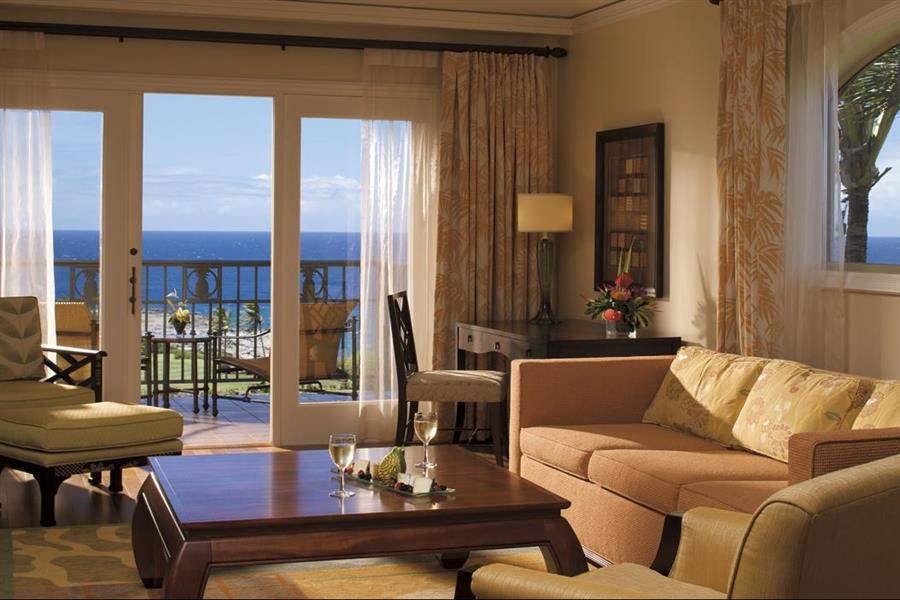 Ritz Carlton Kapalua Oceanfront Suite
