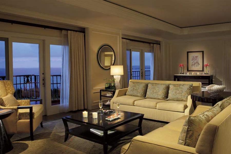 Ritz Carlton Kapalua Ritz Carlton Suite