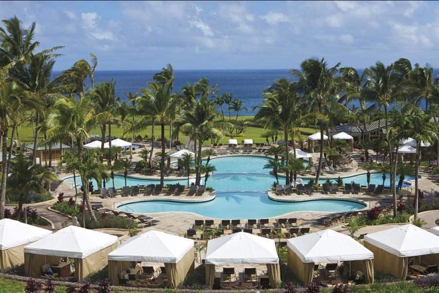Ritz Carlton Kapalua Pool View