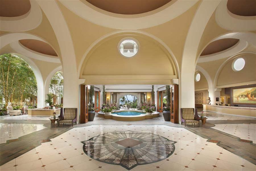 The Fairmont Kea Lani Maui Lobby