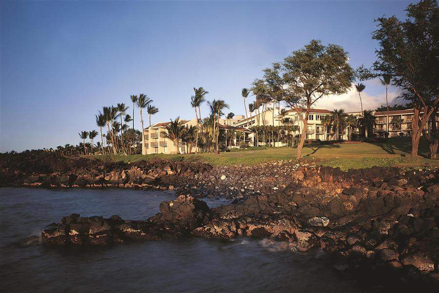 Wailea Beach Marriott Resort and Spa Exterior
