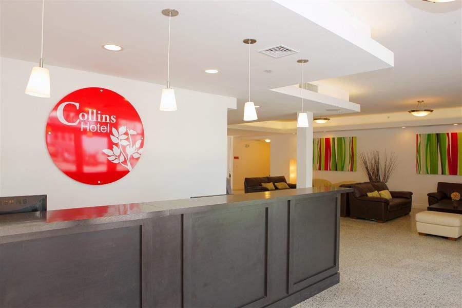 Collins Hotel Reception
