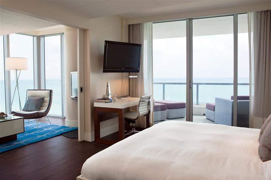 Eden Roc Miami Beach Ocean Tower Suite