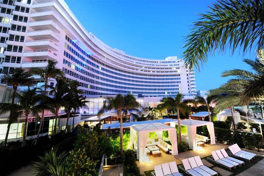 Fontainebleau Miami Beach Chateau