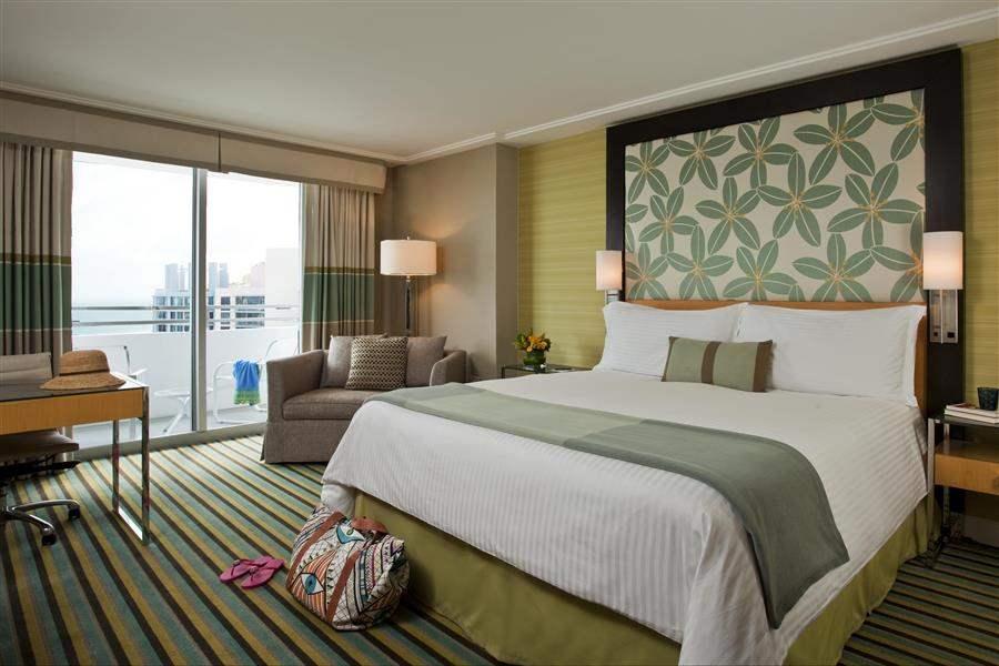 Loews Miami Beach Hotel Prem Ocean View Prem