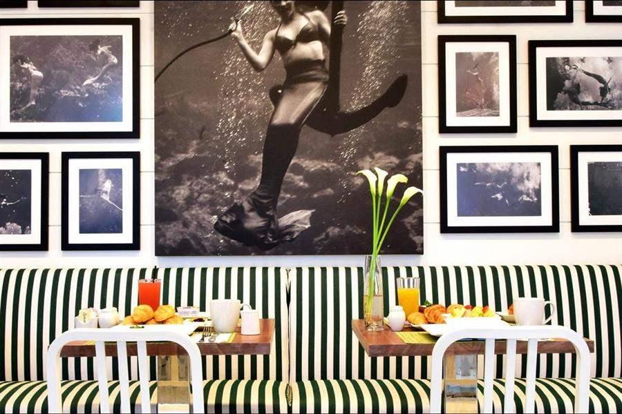 Pestana South Beach Art Deco Hotel Dining