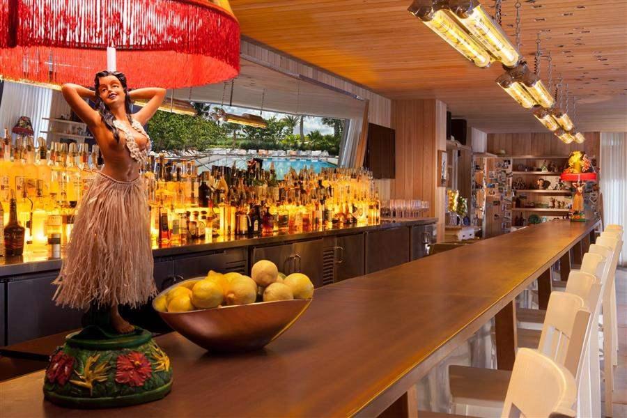 S L S Hotel South Beach Bar