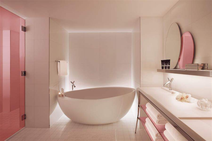 S L S Hotel South Beach Bathroom
